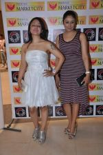 Madhuri Pandey, Anjali Pandey at Model Shamita Singha hosts women_s day special lunch at Grillopolis in Phoniex Market City, Mumbai on 8th March 2013 (93).JPG