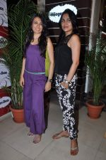 Mini Mathur, Tapur Chatterjee at Haagen Dazs lounge in Bandra, Mumbai on 8th March 2013 (243).JPG