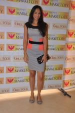 Shamita Singha at Model Shamita Singha hosts women_s day special lunch at Grillopolis in Phoniex Market City, Mumbai on 8th March 2013 (60).JPG