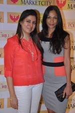 Shamita Singha at Model Shamita Singha hosts women_s day special lunch at Grillopolis in Phoniex Market City, Mumbai on 8th March 2013 (62).JPG