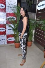 Tapur Chatterjee at Haagen Dazs lounge in Bandra, Mumbai on 8th March 2013 (237).JPG