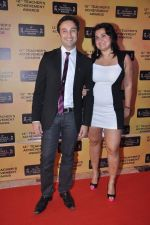Divya Palat, Aditya Hitkari at Teachers Awards in Taj Land_s End, Mumbai on 9th March 2013 (16).JPG
