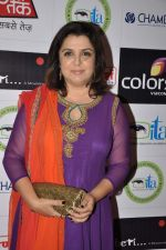 Farah Khan at GR8 women achiever_s awards in Lalit Hotel, Mumbai on 9th March 2013 (143).JPG