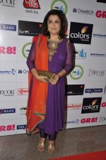 Farah Khan at GR8 women achiever_s awards in Lalit Hotel, Mumbai on 9th March 2013 (144).JPG