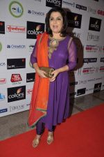 Farah Khan at GR8 women achiever_s awards in Lalit Hotel, Mumbai on 9th March 2013 (146).JPG