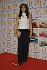 Raveena Tandon at Mcdonalds breakfast launch in Mumbai Central on 9th March 2013 (14).JPG