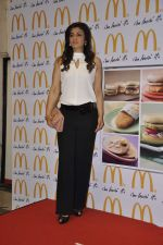 Raveena Tandon at Mcdonalds breakfast launch in Mumbai Central on 9th March 2013 (20).JPG