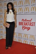 Raveena Tandon at Mcdonalds breakfast launch in Mumbai Central on 9th March 2013 (22).JPG
