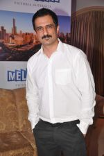 Sanjay Suri at Melbourne India Festival in Taj Land_s End, Mumbai on 9th March 2013 (75).JPG