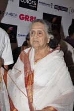 Sulochana at GR8 women achiever_s awards in Lalit Hotel, Mumbai on 9th March 2013 (22).JPG