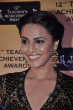 Swara Bhaskar at Teachers Awards in Taj Land_s End, Mumbai on 9th March 2013 (64).JPG