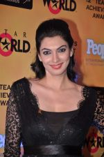 Yukta Mookhey at Teachers Awards in Taj Land's End, Mumbai on 9th March 2013
