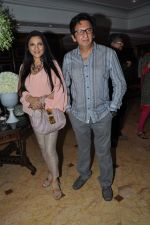 Aarti Surendranath, Kailash Surendranath at the Launch of Jeffrey Archer_s Best Kept Secret in Taj Land_s End, Mumbai on 10th March 2013 (7).JPG