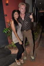 Gary Richardson at the launch of Saffron 12 in Mumbai on 10th March 2013 (44).JPG