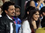 Ritesh Deshmukh, Genelia Deshmukh at CCL Grand finale at Bangalore on 10th March 2013(191).jpg