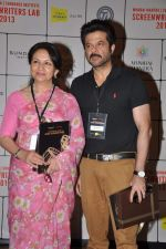 Sharmila tagore, Anil Kapoor at Announcement of Screenwriters Lab 2013 in Mumbai on 10th March 2013 (45).JPG