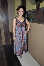 Madhuri Pandey at Ubair Ahmed_s album launch in Mumbai on 11th March 2013 (42).JPG