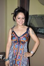 Madhuri Pandey at Ubair Ahmed_s album launch in Mumbai on 11th March 2013 (41).JPG