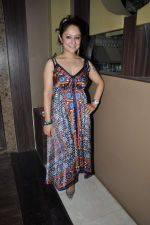 Madhuri Pandey at Ubair Ahmed_s album launch in Mumbai on 11th March 2013 (43).JPG