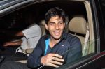 Siddharth Malhotra meets Steven Spielberg snapped outside Taj Lands End, Mumbai on 11th March 2013 (166).JPG