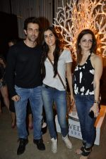 Suzanne Roshan, Hrithik Roshan at India Design Forum hosted by Belvedere Vodka in Bandra, Mumbai on 11th March 2013 (230).JPG