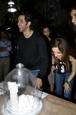 Suzanne Roshan, Hrithik Roshan at India Design Forum hosted by Belvedere Vodka in Bandra, Mumbai on 11th March 2013 (248).JPG