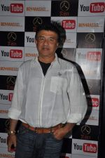Anu Malik at Jazzy B Banrasi Beat launch for Yotube in Ren, Mumbai on 12th March 2013 (19).JPG