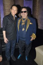 Bappi Lahiri at Jazzy B Banrasi Beat launch for Yotube in Ren, Mumbai on 12th March 2013 (5).JPG