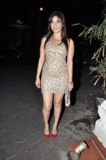 Manjari Phadnis at Jazzy B Banrasi Beat launch for Yotube in Ren, Mumbai on 12th March 2013 (33).JPG