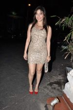 Manjari Phadnis at Jazzy B Banrasi Beat launch for Yotube in Ren, Mumbai on 12th March 2013 (34).JPG
