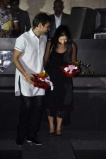 Mayank Anand, Shraddha Nigam at Bobby Khanduja fashion show in F Bar, Mumbai on 12th March 2013 (1).JPG