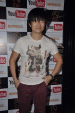 Meiyang Chang at Jazzy B Banrasi Beat launch for Yotube in Ren, Mumbai on 12th March 2013 (48).JPG