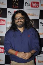 Pritam Chakraborty at Jazzy B Banrasi Beat launch for Yotube in Ren, Mumbai on 12th March 2013 (52).JPG
