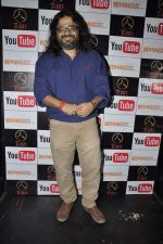Pritam Chakraborty at Jazzy B Banrasi Beat launch for Yotube in Ren, Mumbai on 12th March 2013 (51).JPG