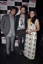 Riddhi Dogra at Jazzy B Banrasi Beat launch for Yotube in Ren, Mumbai on 12th March 2013 (44).JPG