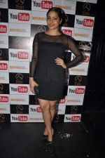 Shahana Goswami at Jazzy B Banrasi Beat launch for Yotube in Ren, Mumbai on 12th March 2013 (38).JPG