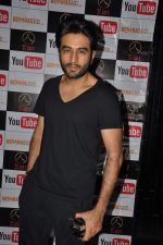 Shekhar Ravjiani at Jazzy B Banrasi Beat launch for Yotube in Ren, Mumbai on 12th March 2013 (10).JPG