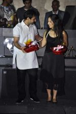 Shraddha Nigam, Mayank Anand at Bobby Khanduja fashion show in F Bar, Mumbai on 12th March 2013 (95).JPG