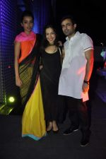 Shraddha Nigam, Mayank Anand at Bobby Khanduja fashion show in F Bar, Mumbai on 12th March 2013 (97).JPG
