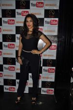 Sophie Chaudhary at Jazzy B Banrasi Beat launch for Yotube in Ren, Mumbai on 12th March 2013 (25).JPG