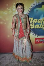 Suhasi Goradia Dhami on the sets of Nach Baliye 5 in Filmistan, Mumbai on 12th March 2013 (41).JPG