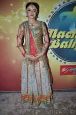 Suhasi Goradia Dhami on the sets of Nach Baliye 5 in Filmistan, Mumbai on 12th March 2013 (42).JPG