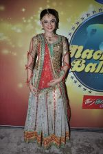 Suhasi Goradia Dhami on the sets of Nach Baliye 5 in Filmistan, Mumbai on 12th March 2013 (43).JPG