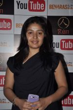 Sunidhi Chauhan at Jazzy B Banrasi Beat launch for Yotube in Ren, Mumbai on 12th March 2013 (46).JPG