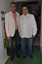 Abu Jani, Sandeep Khosla at Dr. Rekha Sheth Celebrates the Prestigious MARIA DURAN Lectureship Award by the International Society of Dermatology in Mumbai on 13th March 2013 (20).JPG