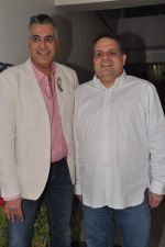 Abu Jani, Sandeep Khosla at Dr. Rekha Sheth Celebrates the Prestigious MARIA DURAN Lectureship Award by the International Society of Dermatology in Mumbai on 13th March 2013 (29).JPG