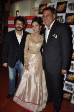 Arshad Warsi, Boman Irani, Amrita Rao at the Premiere of the film Jolly LLB in Mumbai on 13th March 2013 (3).JPG