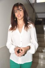 Genelia Deshmukh at Dr. Rekha Sheth Celebrates the Prestigious MARIA DURAN Lectureship Award by the International Society of Dermatology in Mumbai on 13th March 2013 (10).JPG