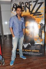 Jackky Bhagnani at the media promotion of the film Rangrezz in Mumbai on 13th March 2013 (26).JPG