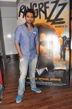 Jackky Bhagnani at the media promotion of the film Rangrezz in Mumbai on 13th March 2013 (27).JPG